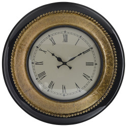 Ethnic Handcrafted Premium Wooden Wall Clock